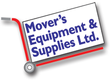 Mover's Equipment and Supplies